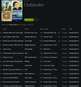 Outlander Playlist