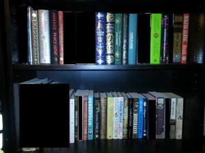 first shelf