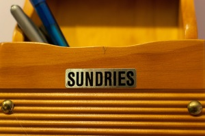 Sundries - Dominic Hartnett