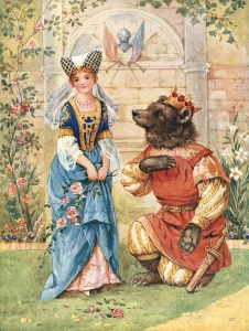 Beauty and the Beast by AL Bowley