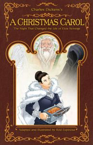 Christmas Carol Graphic Novel