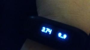 Fun Run Mile March