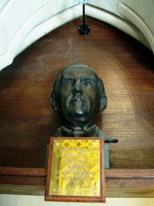 Bust of J.R.R. Tolkien -summonedbyfells