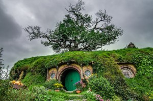 Hobbiton - Tom Hall